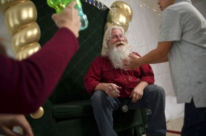 University Place providing 'Quiet Santa' for children with sensory issues